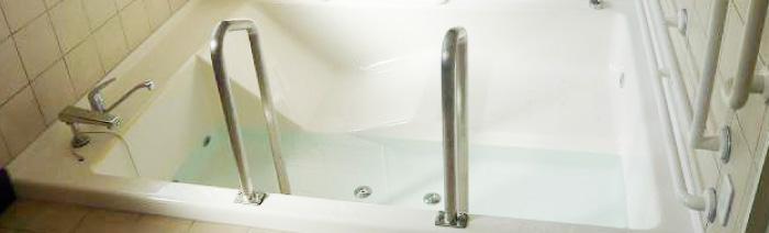 オーダーメイド浴槽